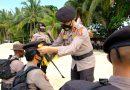 Ini Pesan Kapolda Kaltim Saat Pimpin Penutupan Pembaretan Bintara Remaja Angkatan 45&49